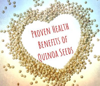 Top Proven Health Benefits of Quinoa Seeds