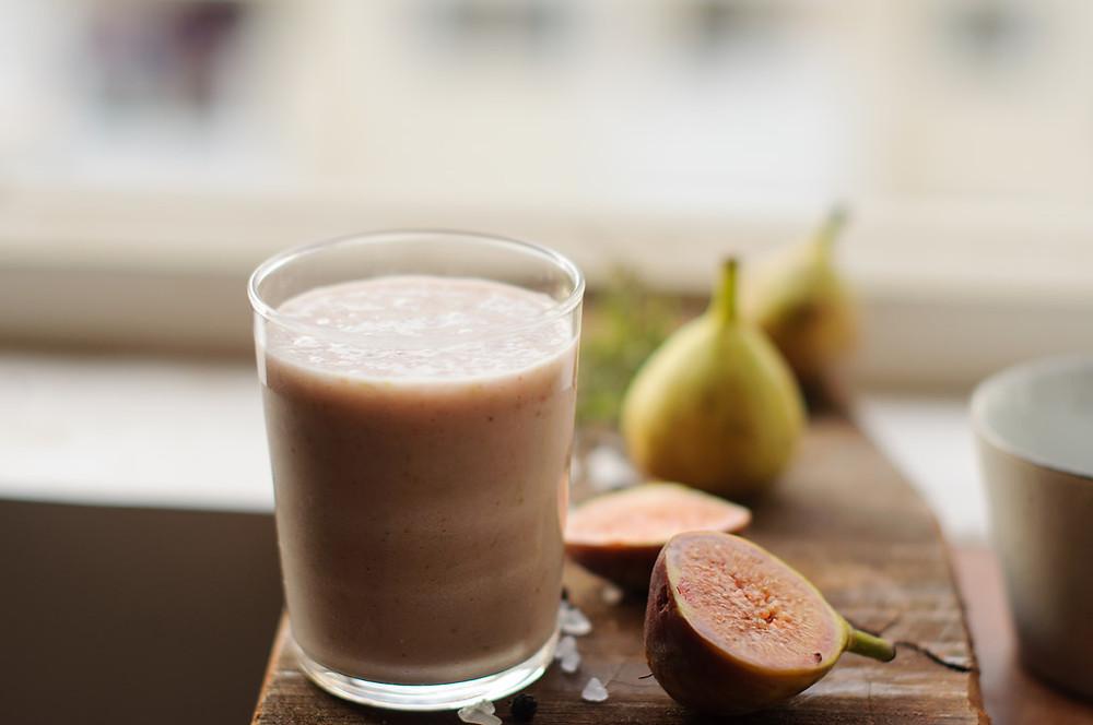 Figs Milk Shake Recipe