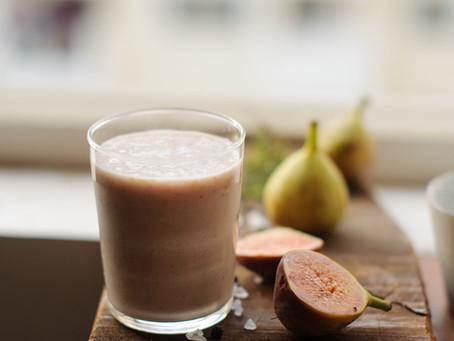 Recipe: Figs Milk Shake
