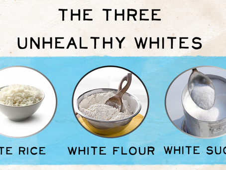 White Food's Black Truth