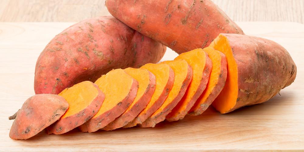 Healthy Recipe for Sweet Potato