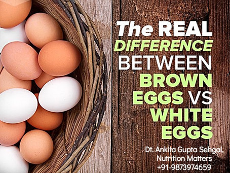 Breaking Myth: What's the Difference Between White Eggs and Brown Eggs