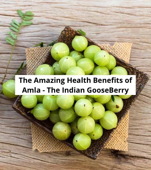 Health Benefits of Amla Vitamin C