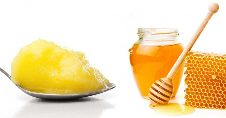 Honey & Ghee Mixed Eating is Poison?