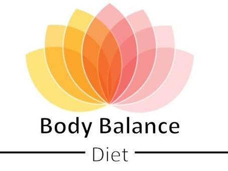 THE BEST BODY BALANCE DIET PLAN
