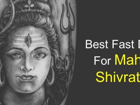 Save the Date & this Diet: Follow this  Special Detox Diet for Maha Shivratri Fast