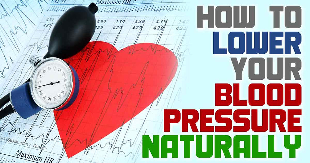 How to Lower Blood Pressure with Diet