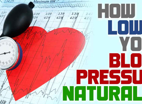 Top Power Foods which helps you lower your Blood Pressure, Naturally!