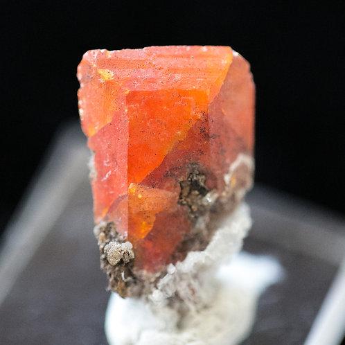 Wulfenite Tabular Crystal