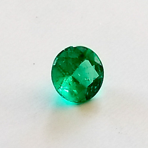Emerald Round Cut