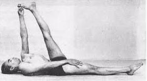 Light on Yoga pg.244
