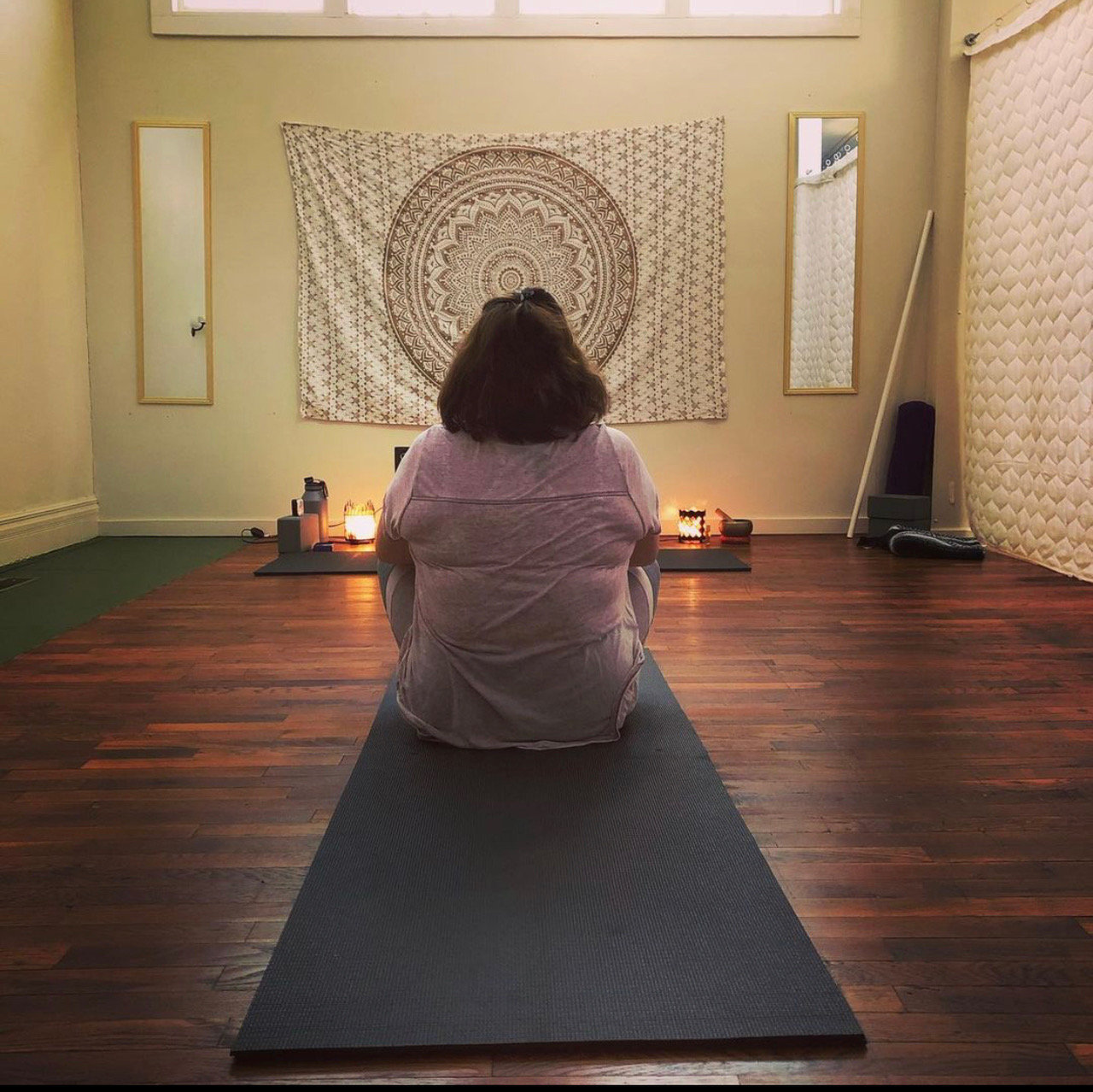 4 Session Package + Thai Yoga Massage