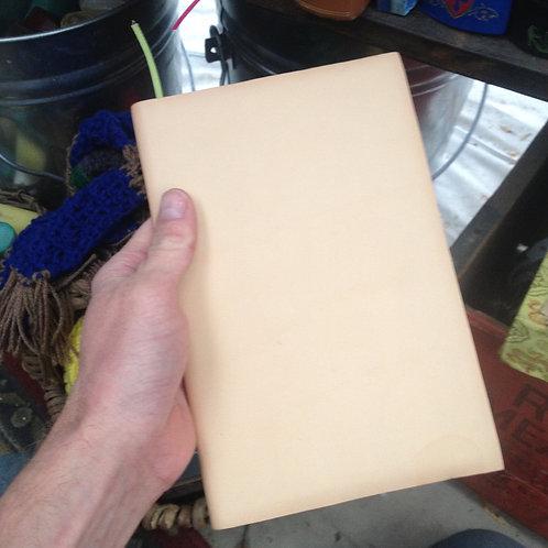 Leatherbound journal-medium