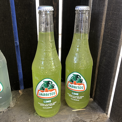 Jarritos Lime Soda