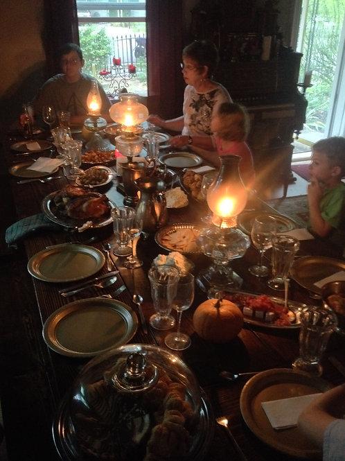School Feast (age 13+)
