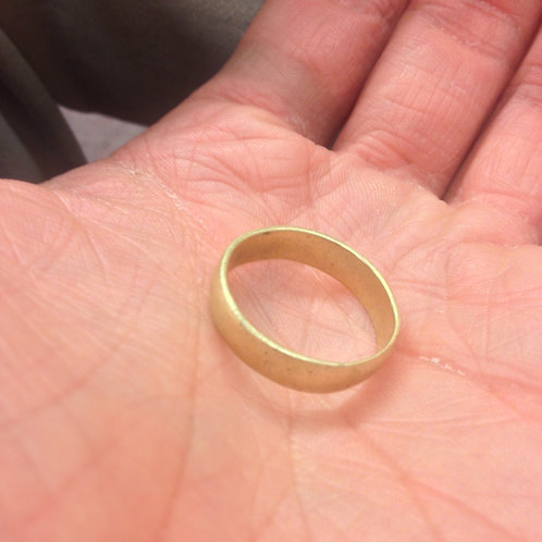 Brass ring of power