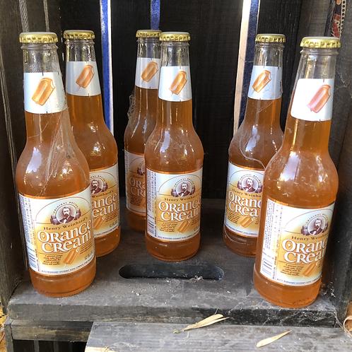 Henry Weinhard's Orange Creme Soda