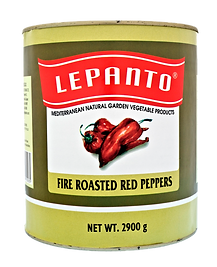 Lepanto Fire Roasted Red Peppers 2.9kg