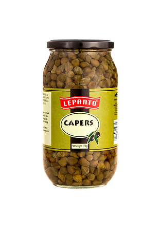 Lepanto Capers 1kg