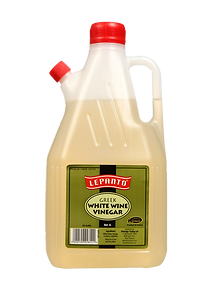 Lepanto White Wine Vinegar 2L