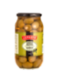 Lepanto Green Olives with Garlic 1kg