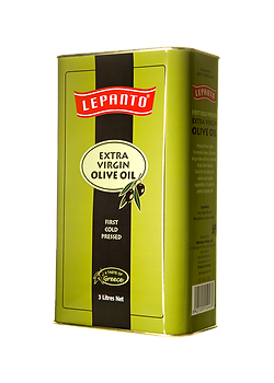 Lepanto Extra Virgin Olive Oil 3L