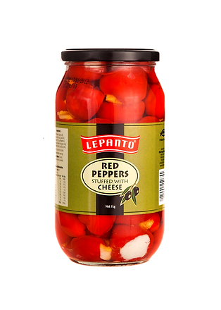 Lepanto Red Peppers with Cheese 1kg