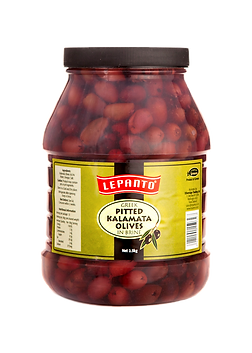 Lepanto Pitted Kalamata Olives 2.3kg