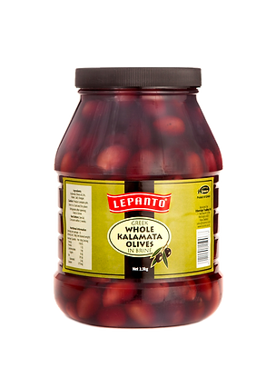 Lepanto Whole Kalamata Olives 2.3kg