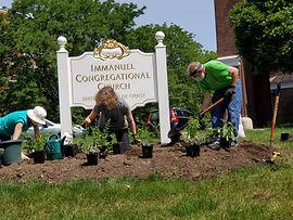 Asylum Hill Neighborhood Association - Immanuel Congregational