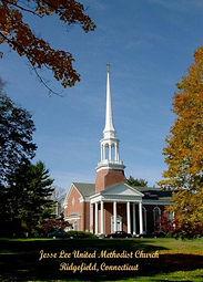 Jesse Lee Memorial United Methodist Church, 207 Main Street, Ridgefield CT 06877