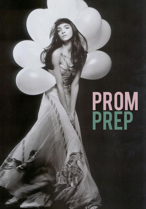 Prom Prep 101