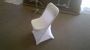 Folding Banquet chair cover spandex