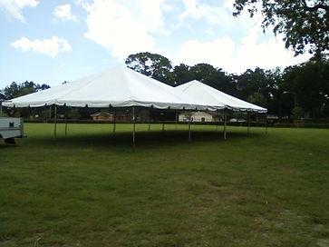 30X60 White Tent