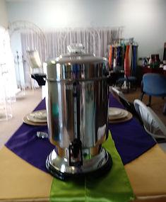 60 Cup Coffee Urn