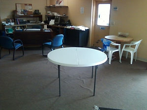 48' Round Table