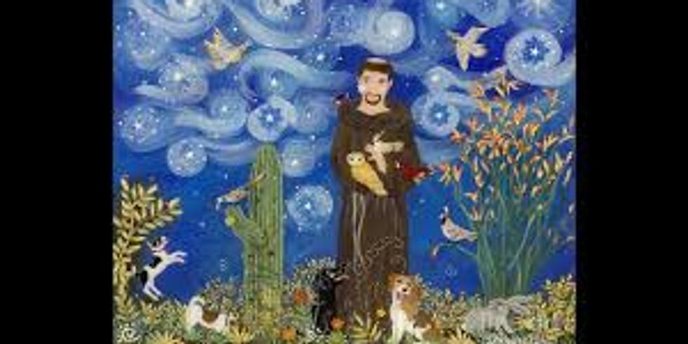 Holy Eucharist - St. Francis Sunday