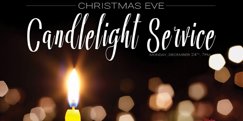 Traditional Candlelight Service 10 PM
