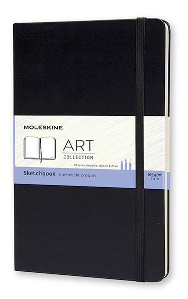 Moleskine Art PLUS Hard Cover