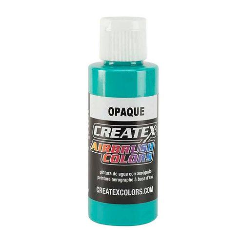 Createx Airbrush - Opaque Aqua 60 ml.