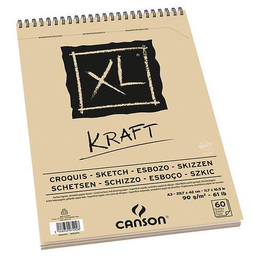 Canson XL Kraft 90 gr.