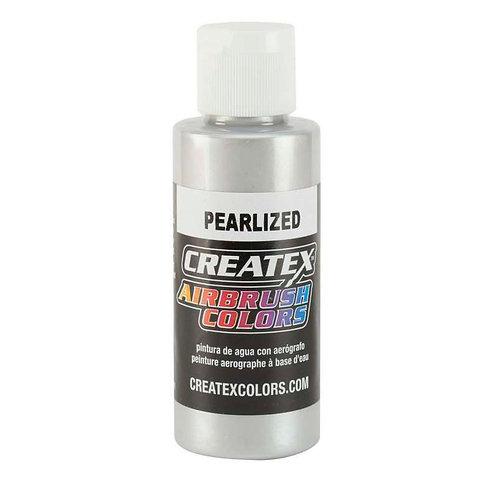 Createx Airbrush - Pearl Silver 60 ml.