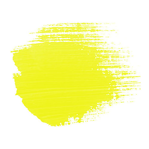 System 3 - 681 Fluorescent Yellow, 500 ml.