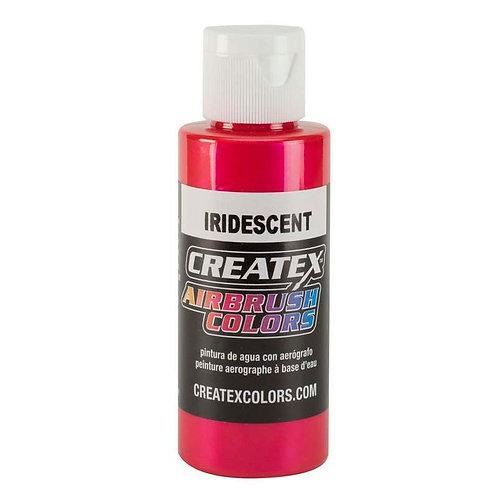 Createx Airbrush - Iridescent Red 60 ml.