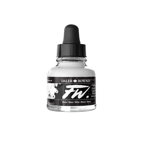 FW Ink 29.5 ml White