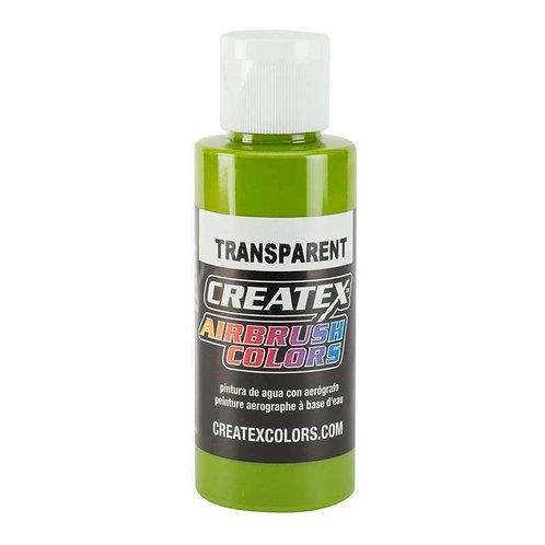 Createx Airbrush - Leaf Green 60 ml.