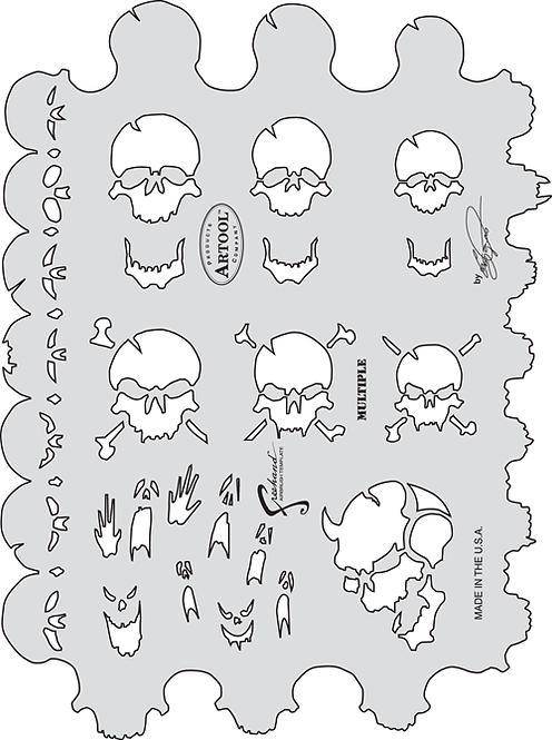 Skull Master - The Multiple