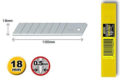 Olfa LB-10B - Knivblader 18mm