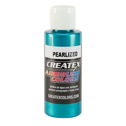 Createx Airbrush - Pearl Turquoise 60 ml.