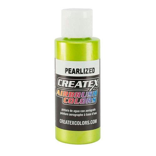 Createx Airbrush - Pearl Lime 60 ml.